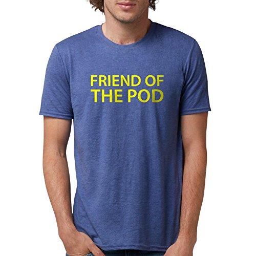 CafePress Friend Of The Pod Save Amer Mens Tri Blend T Shirt Mens Tri-blend T-Shirt