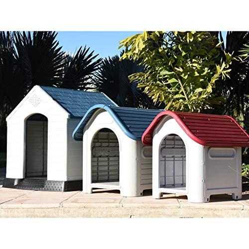 Faura Grande (105x96,5x98,5 cm.) - Caseta de Resina para Perro
