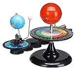 CHUXUE Sonnen System Globen Sonne Erde Mond Umlaufbahn Planetarium Modell Lehrmittel Bildung Astronomie Demo Für Studenten Kinder Spielzeug -