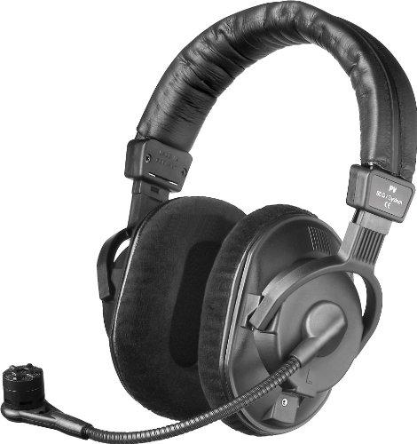 Beyerdynamic DT-297-PV-MKII-80 Headset mit Kondensatormikrofon für Phantomspeisung, 80 Ohm