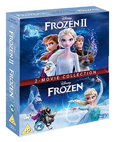 Disney's Frozen Doublepack Blu-ray [2019] [Region Free]