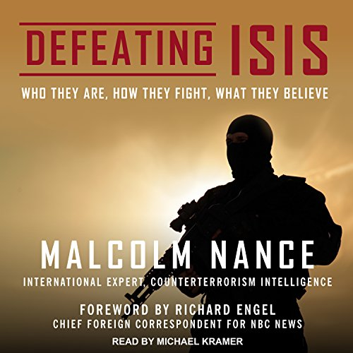 Defeating ISIS audiobook cover art