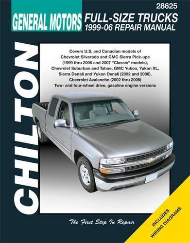 06 Gmc Yukon Manual - 2