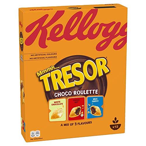 Kellogg's Tresor Roulette Cerealien | Einzelpackung | 1 x 375g