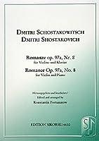 SHOSTAKOVICH - Romance Op.97a nコ 8 para Violin y Piano