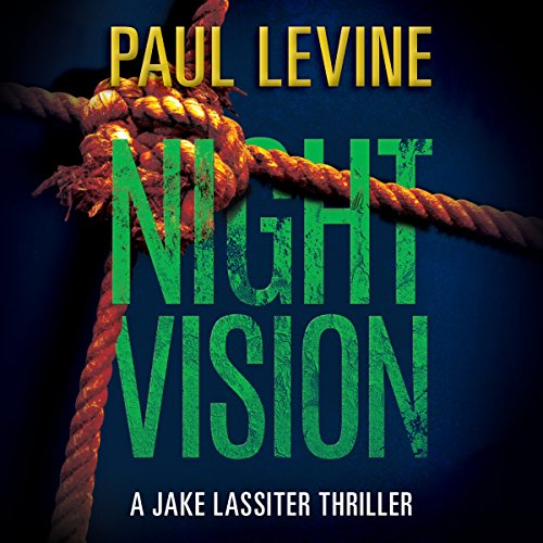 Night Vision audiobook cover art