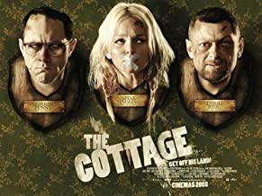 The Cottage POSTER Movie (2008) Style A 11 x 17 Inches - 28cm x 44cm (Andy Serkis)(Reece Shearsmith)(Jennifer Ellison)(Steven O'Donnell)(James Bierman)