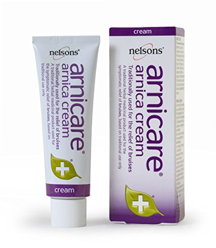 Nelsons Arnicare Arnica Cream Traditionally Used For The Relief Of Bruises, Homeopathic Remedy, 50 g