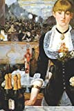 A Bar at the Folies Bergere by Edouard Manet - 1882: Journal (Blank / Lined) (Art of Life Journals)