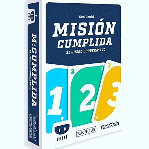Mision Cumplida Juego De Mesa