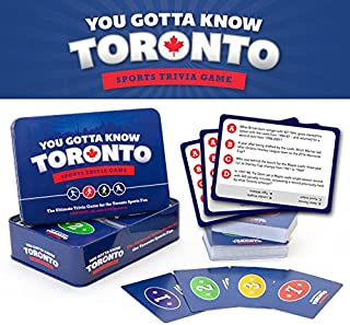You Gotta Know Toronto – Sports Trivia Game