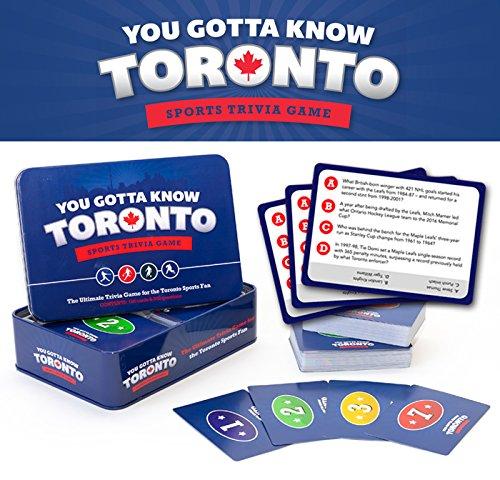 You Gotta Know Toronto - Sports Trivia Game