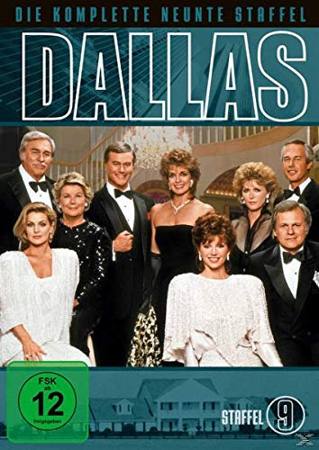 Dallas - Die komplette 9. Staffel [8 DVDs]
