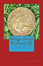 Songs about Richard III: A Richard III music project