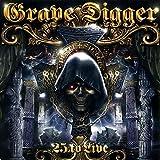 Grave Digger: 25 to Live (2cd+Dvd/Digipak) (Audio CD (Live))