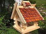Pajarera Casas de pájaro (V1) de madera de pajarera Comedero de carpintero...