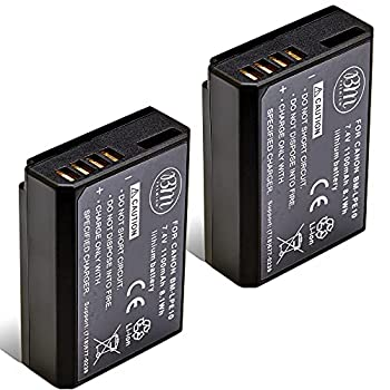 Best canon rebel t3 battery Reviews