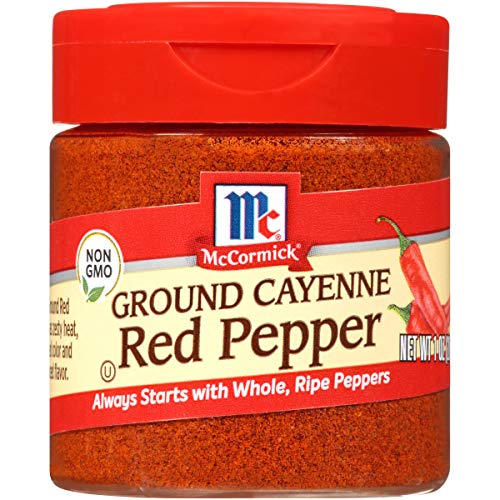 McCormick Ground Cayenne Red Pepper, 1 oz