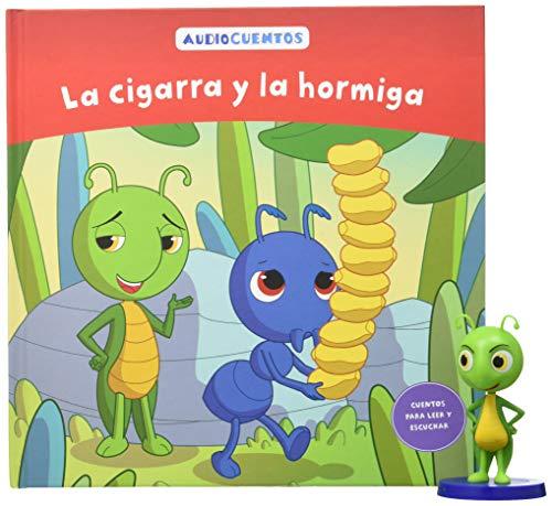 Colección Audiocuentos núm. 26: La cigarra y La Hormiga