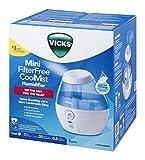 Vicks Vicks Vul520w Filter-free Cool Mist...