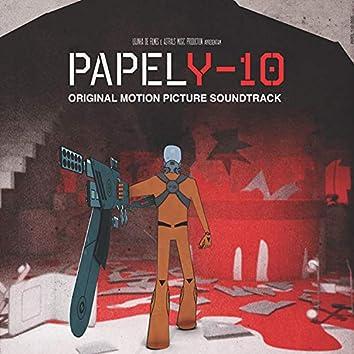 Papel Y-10 (Original Motion Picture Soundtrack)