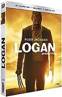 Logan – Blu-ray 4K (version cinéma + version noir & blanc) + Blu-ray (version cinéma) + DHD [2 Blu-ray 4K Ultra HD +...
