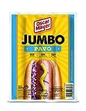 Oscar Mayer Salchichas Jumbo Pavo Om, 350g (Refrigerado)