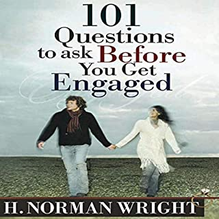 101 Questions to Ask Before You Get Engaged audiobook cover art