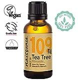 Naissance Teebaumöl 30ml 100% naturreines ätherisches Öl