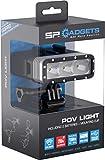 SP Gadgets POV Light - Lampada a LED per video e immersioni Scuba Dive Light per tutti i modelli GoPro Hero