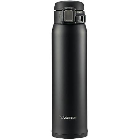 Zojirushi SM-SA60BA Stainless Steel Vacuum Insulated Mug, 1 Count (Pack of 1), Black