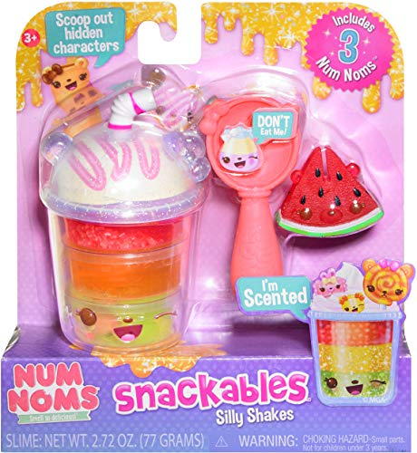 Num Noms Snackables Silly Shakes- Birthday Shake Collectible - http://coolthings.us