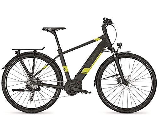 Kalkhoff Entice 5.B Advance Herren E-Bike 2020 Schwarz-Gelb 28 Zoll (L 53cm)