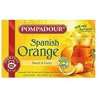 ポンパドール スパニッシュオレンジ 20袋入【20箱組】