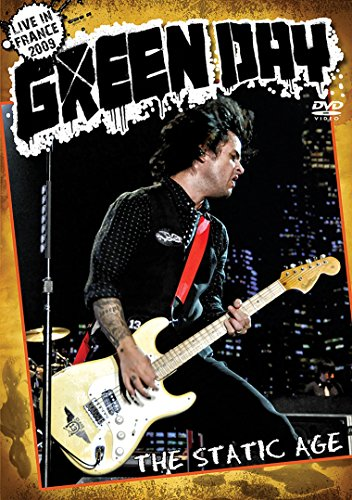 Green Day - The static age - Live 2000 - 2009(+booklet)