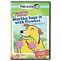 Martha Speaks: Martha Says It With Flowers [DVD] [Import]