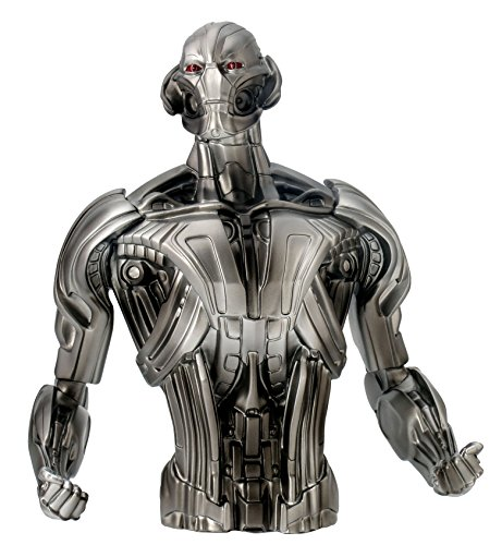 Marvel Busto Banco Avengers 2 Figuras de Acción Ultron ,