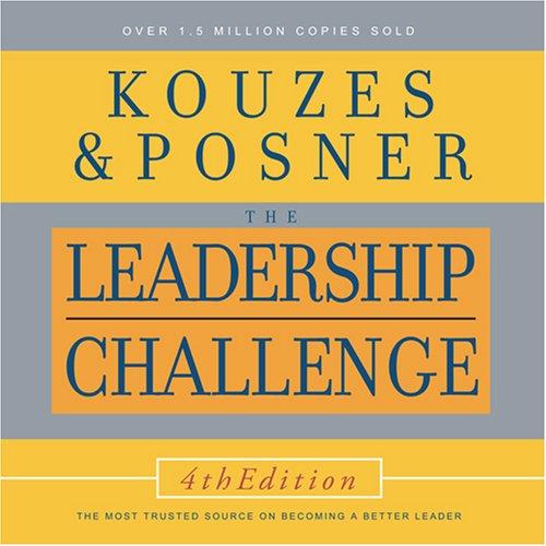 Best leadership challenge audible for 2021