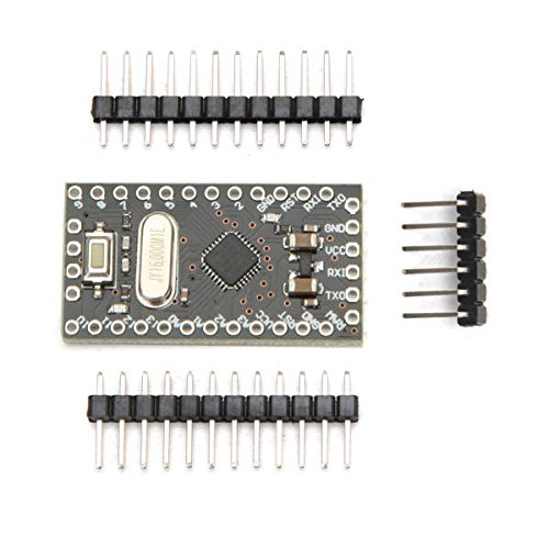 KASILU Dlb0109 Pro Miniskirt ATMEGA328P 5V / 16M Improved Version Module for Arduino - products that work with prescribed Arduino boards high-performance
