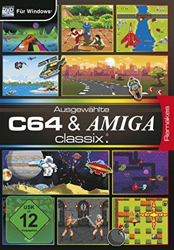 Ausgewählte C64 & Amiga Classix