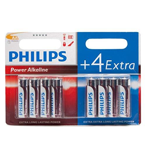 PHILIPS LR6P8BP/10 - Batterien AA - 4+4 Stück - 1.5 V