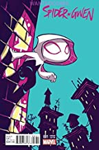 SPIDER-GWEN #1 SKOTTIE YOUNG VARIANT COVER MARVEL COMIC BOOK NEW 2015 STACY