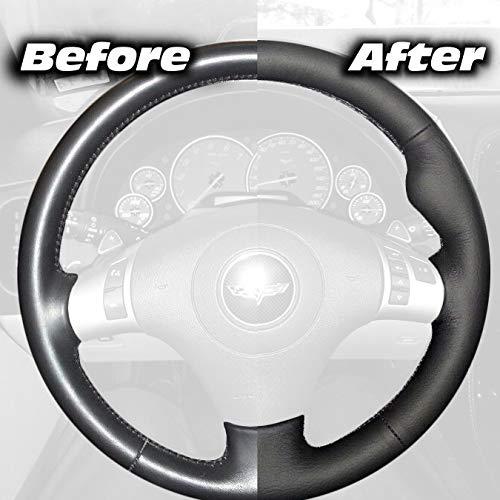 corvette steering wheel c6 - 3