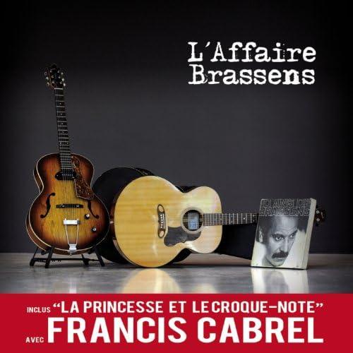 Francis Cabrel, Patrick Salinié, Pascal Bonnefon, Jean Bonnefon & Jacques Gandon