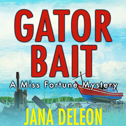 Gator Bait audiobook cover art