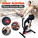 Zoom IMG-1 dxyan cyclette spin bike resistente