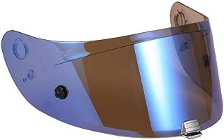 HJC HJ-26 RPHA 11 Motorcycle Helmet Replacement Spare Visor - Iridium Blue