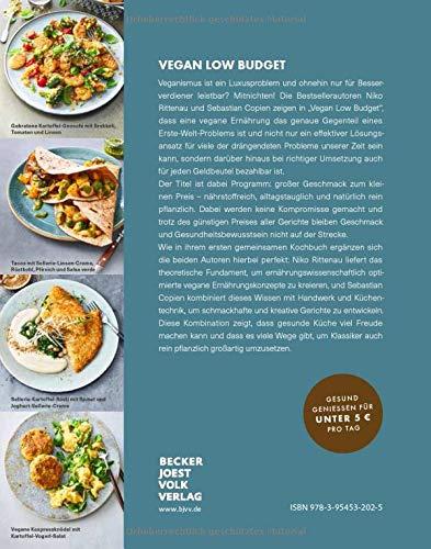Vegan Low Budget: Großer Geschmack zum kleinen Preis - 2