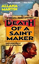 Death Of A Saint Maker by Allana Martin (1999-01-01)