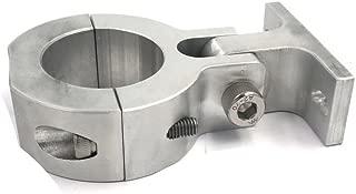 CDHPOWER Silver Universal Motor Mount for Gas Bicycle Kit 2 Stroke Bicycle Engine kit